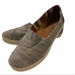 TOMS Avalon Heavy Canvas Slip-on sneakers